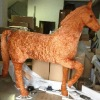 LED sculpture motif light (3D HORSE)