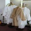 High quality hotel cotton bathrobe