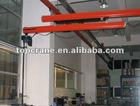 manual single girder suspention crane