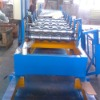 Colored tile Forming Machine