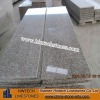 Natural stone outdoor stairs