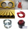 Concrete pump spare parts manufacturer
