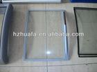 glass door sets for deep freezer