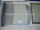 glass door sets for deep freezer