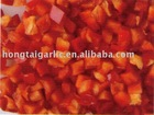 Frozen Red Pepper Dices