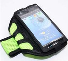 Environmental Protection Material Ventilate Mesh Sports Mobile Phone Armband Case