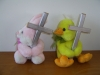 JM6703 Easter toys, plush rabbit,plush toys