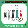customized colorful aluminum carabiner