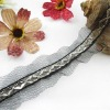 Handmade lace chain ribbons