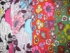 rayon ( oe ) spandex printed knitting fabric