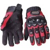 Carbon Shell Protect Bike Gloves