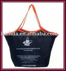 cotton canvas lady's handbag BLD-B-011
