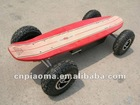 2012 newest model -- 900W electric skateboard in brushless motor