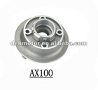 motorcycle brake disc AX100