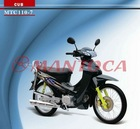 Cub motorcycle MTC110-7