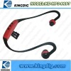 Portable back-hang design Sports MP3 player support Micro SD