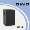 BR Series PA Loudspeaker BR-12