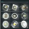 COB 9w led Ceiling light round