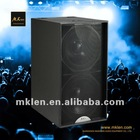 "powerful 2*18"" bass speaker (WS-218)"