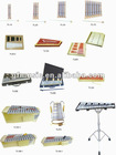 Toy musical instrument catalogue,metallophone,xylophone