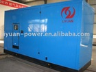 genset powered by gas