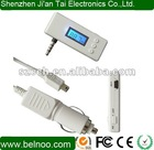 New Mobile Handsfree car fm transmitter for iPhone 4