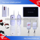 hot Wireless GSM Burglar Protection Auto Dailing Alarm System