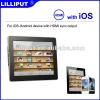 "Lilliput New9.7"" USB LCD Touch Monitor for iPhone 4S/iPad HDMI SYNC Output Display"
