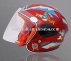 Kids' Helmet-red