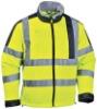 Adults safety softshell jacket