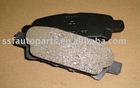 auto brake pad for mitsubishi L400 V24 V47 L044 V26 MR389571 MA690009