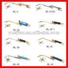 japanese type french type switzeland type thailand type welding torch