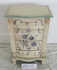 Four Drawers Handpainted Room Cabinet
