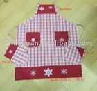 cotton twill fabric promotional kitchen set