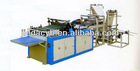 Clamp chain fitting bag-making machine /self-sealing plastic bag making machine