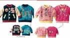 new fasion painting modeling,single side velveteen infant pullover toddler pullover boy pullover