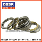 All types of Angular Contact Ball Bearing