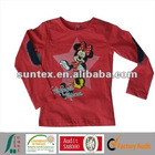 child 100% cotton t-shirt with lovely print