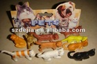 hot popular kids plastic animal/pet toy for holiday gift