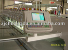 double side head embroidery machine
