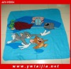 Cute comfortable cartoon children blanket