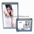 acrylic photo frame with two pictures