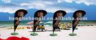 outdoor Beach Advertising Flags