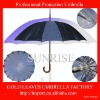 wooden handle straight umbrella