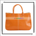 2012 New Lady PU Leather Celebrity Tote Bag Handbag