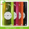 Cheapest Mini Clip Mp3 Player Built-in Speaker