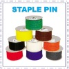 Plastic Staple Pin Color