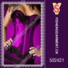 Fashion shape corset for women with sexy and popular designs available