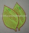 PVC plastic tag