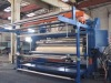 hometextile and curtain fabric calender machine